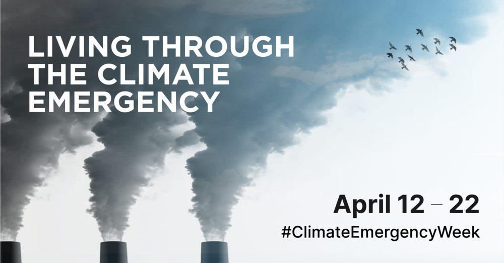 CCNow Climate Emergency Week Image