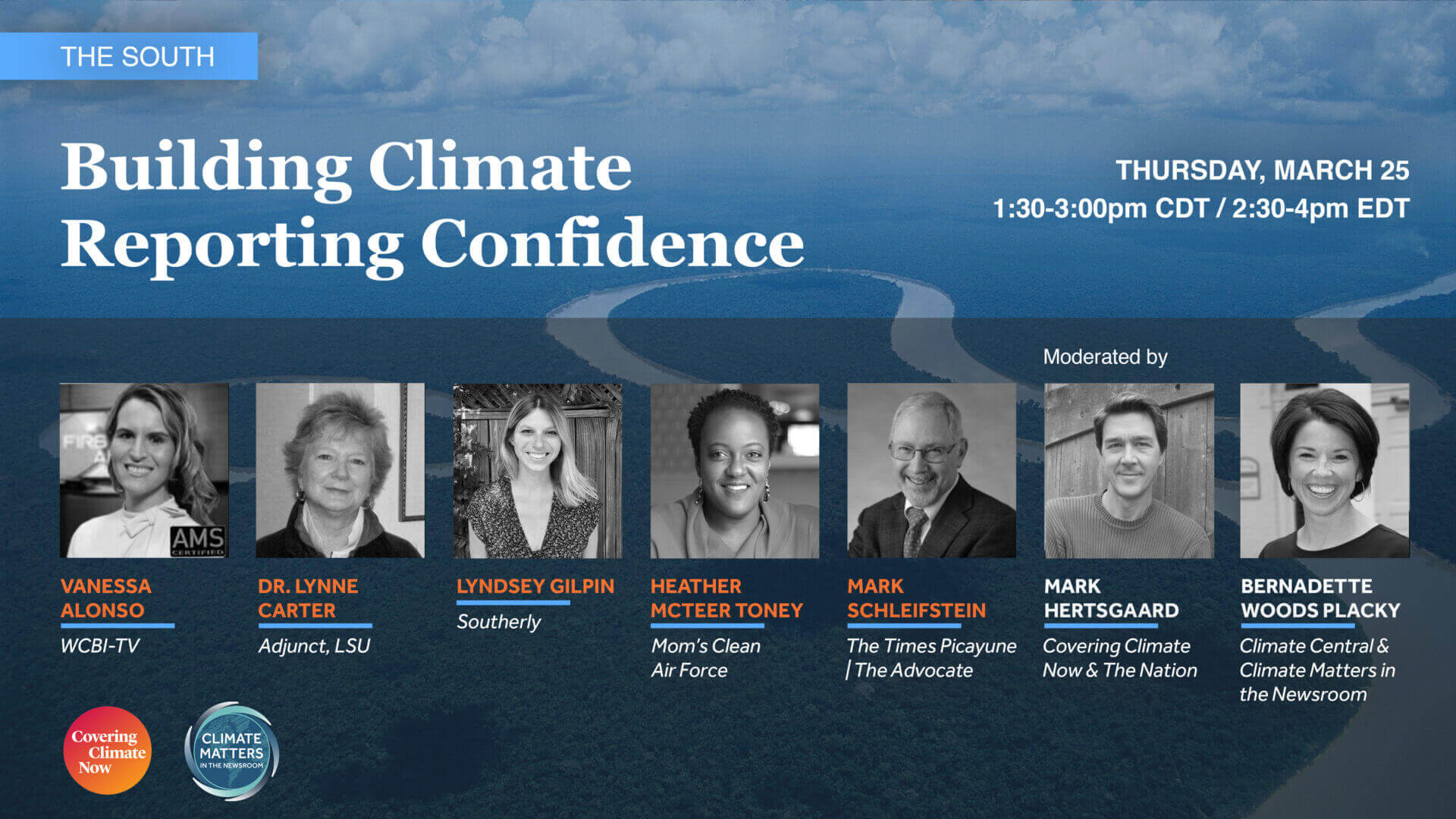 INVITE Building Climate Confidence: The South